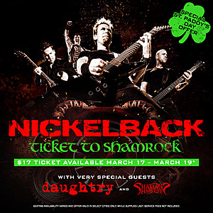 Nickelback_TicketToShamRock_Instagram_1080x1080_Static