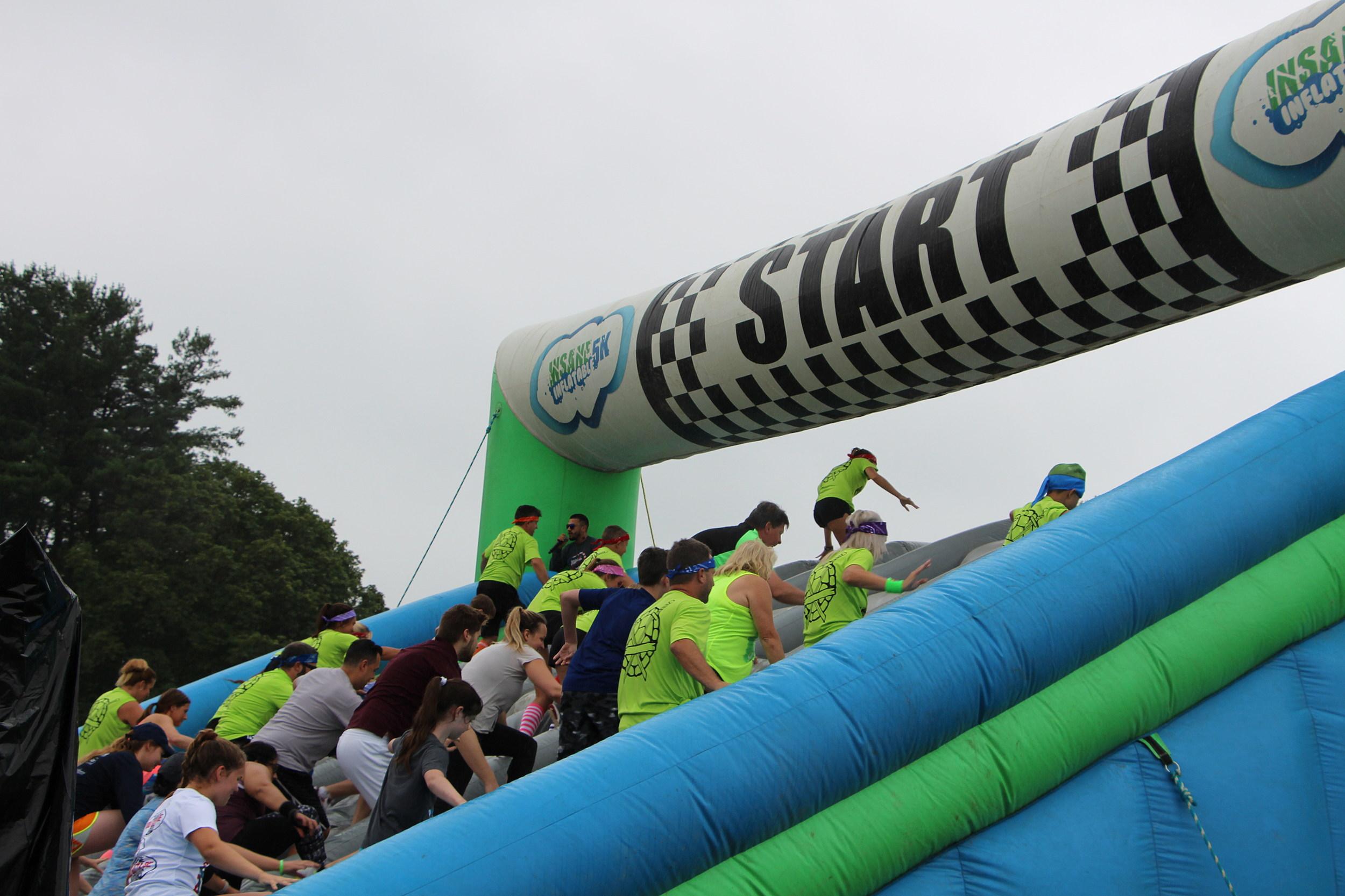 Insane Inflatable Promo Code Buffalo