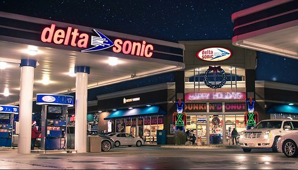youre getting a delta sonic - Sonic Open Christmas Day
